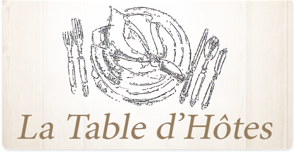 La Table d'Hôtes